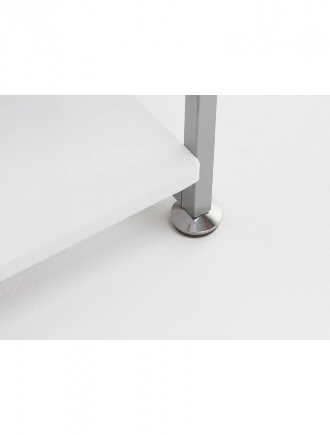 Bookcase Alphason Cabrini Bookcase Abc65043 Wh 121