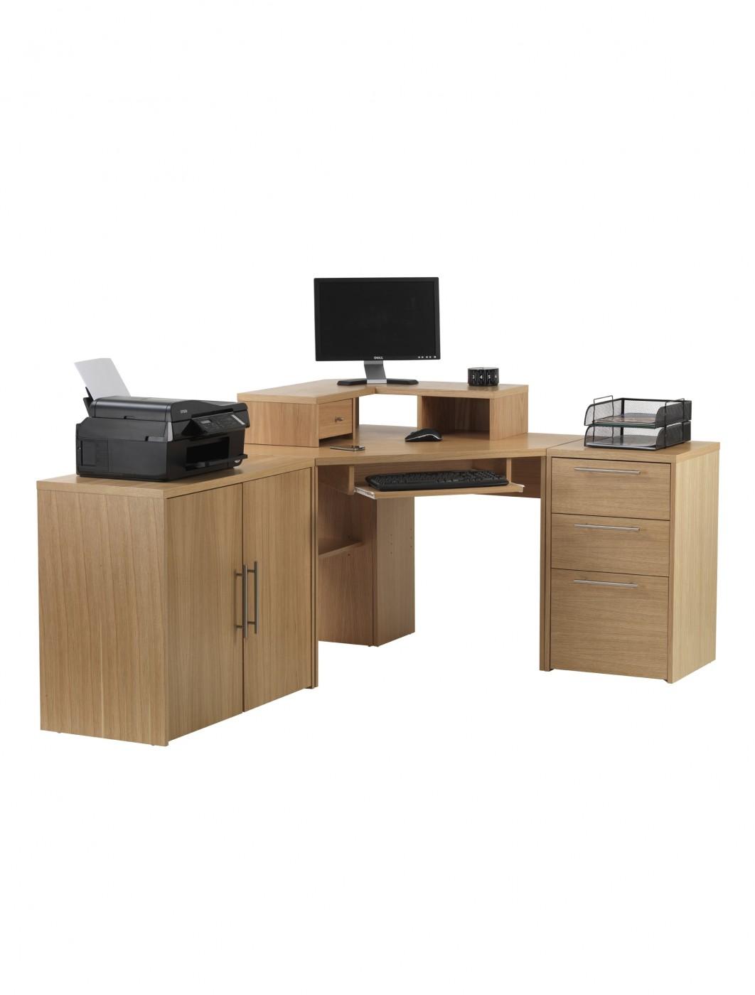 Teknik Corner Computer Desk | Joy Studio Design Gallery Best Design