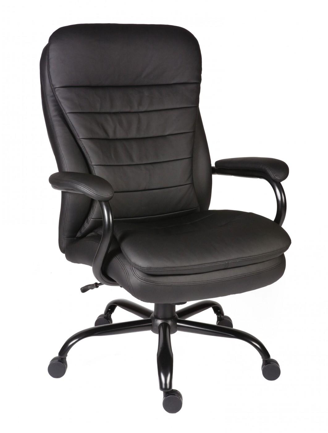 Goliath Heavy Duty Chair Leather Effect Chair B991