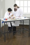 Craft/Laboratory Tables 1200x600mm CBCRAFT-126-MD - enlarged view