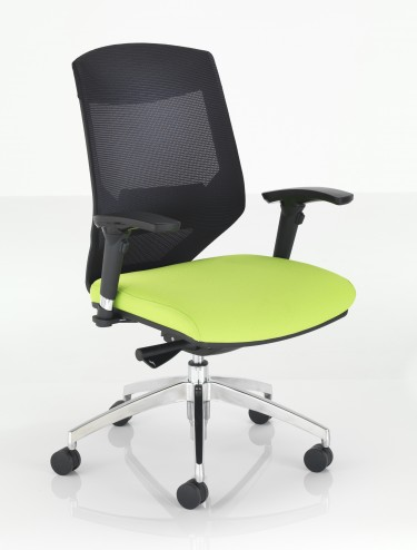 TC Vogue Mesh Office Chair CH2622BK