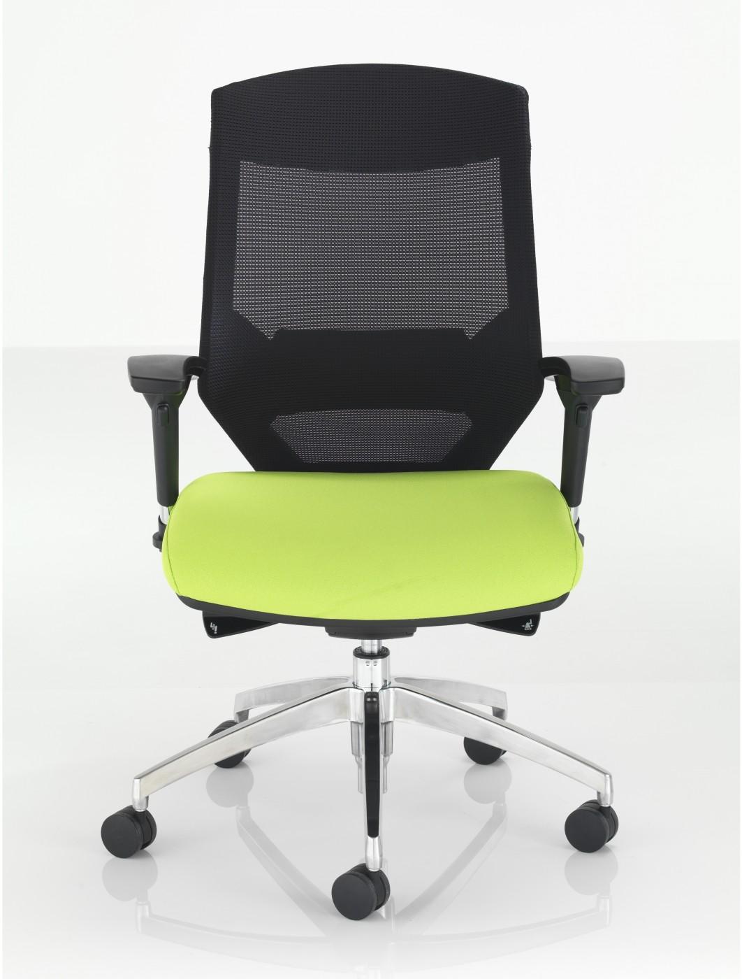 TC Vogue Mesh fice Chair CH2622BK
