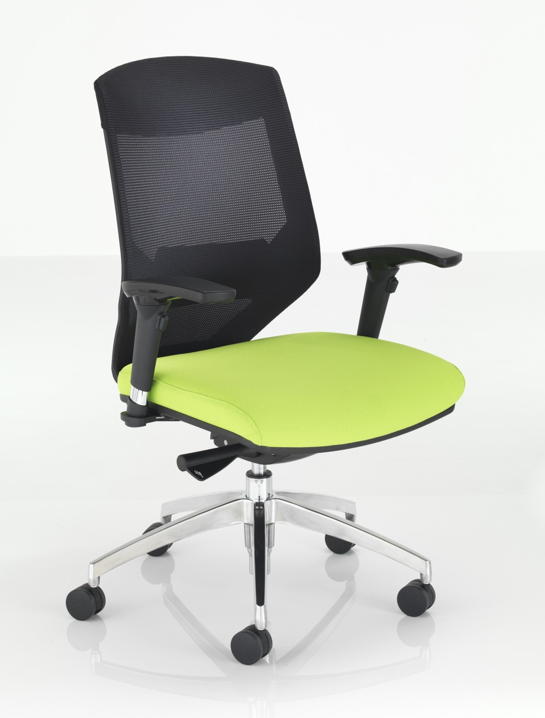 Tc vogue mesh office chair ch2622bk 121 office furniture for Office furniture chairs