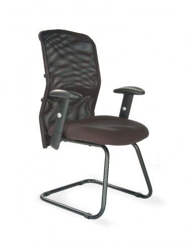 Jupiter-C Mesh Back Visitors Chair 6200AVBK