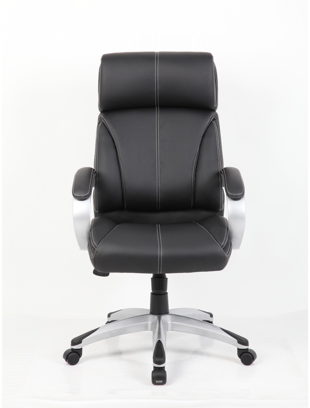 Eliza Tinsley Cloud Leather Managers Chair BCL/C335/BK