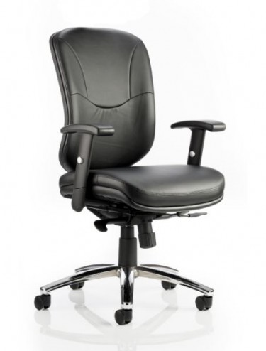 Mirage 2 Executive Leather Office Chair ME01