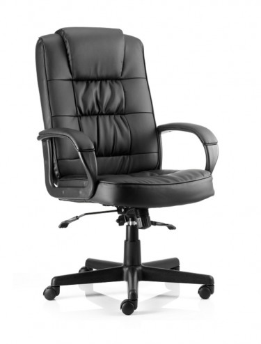 Moore Executive Leather Chair