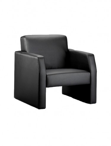 Oracle Leather Reception Chair
