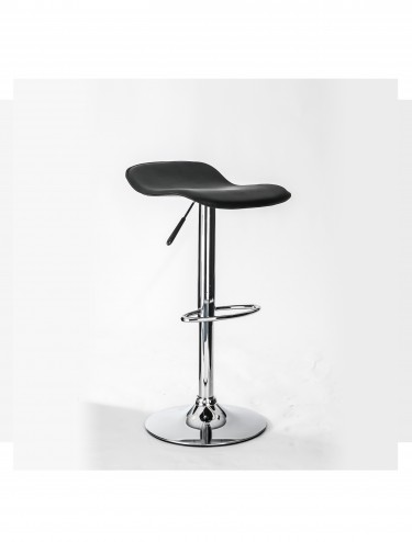 Alphason Ohio Barstool ABS249-BLK