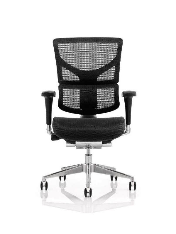 Ergo Dynamic Mesh Back Office Chair EO01BFBLKMESH 121 Office Furniture