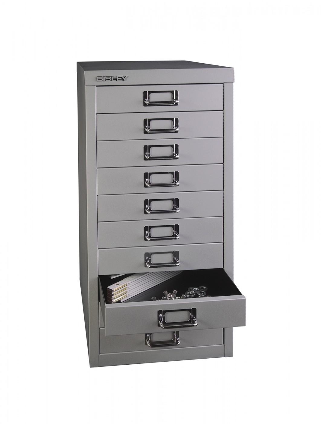 bisley 10 drawer soho multi drawer b10md 121 office