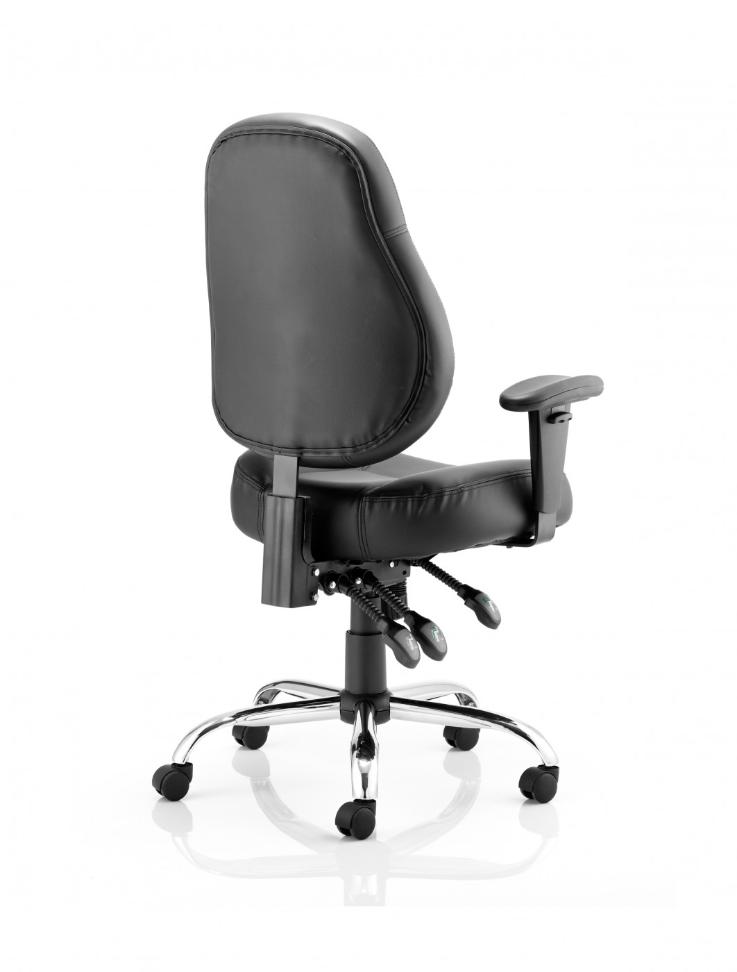 Office Chairs Dynamic Storm Leather Task Operator Chair