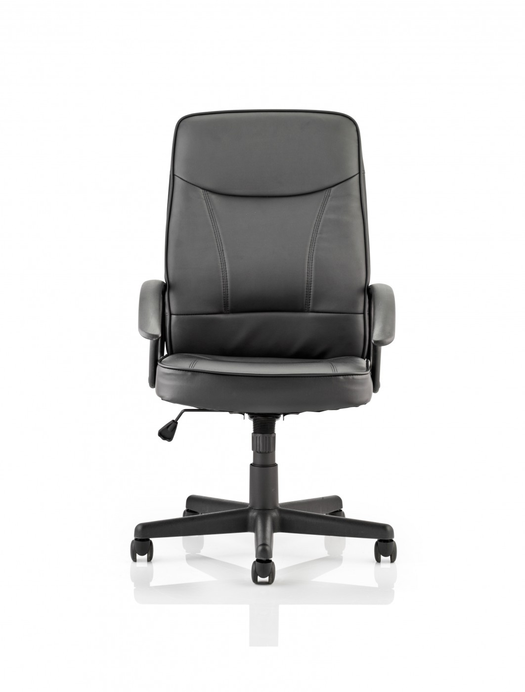 Dynamic Blitz Executive Bonded Leather Office Chair 121