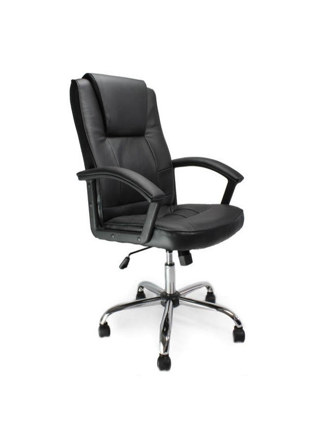 Eliza Tinsley Lynton Leather Executive Office Chair 6095 121 Office Furniture
