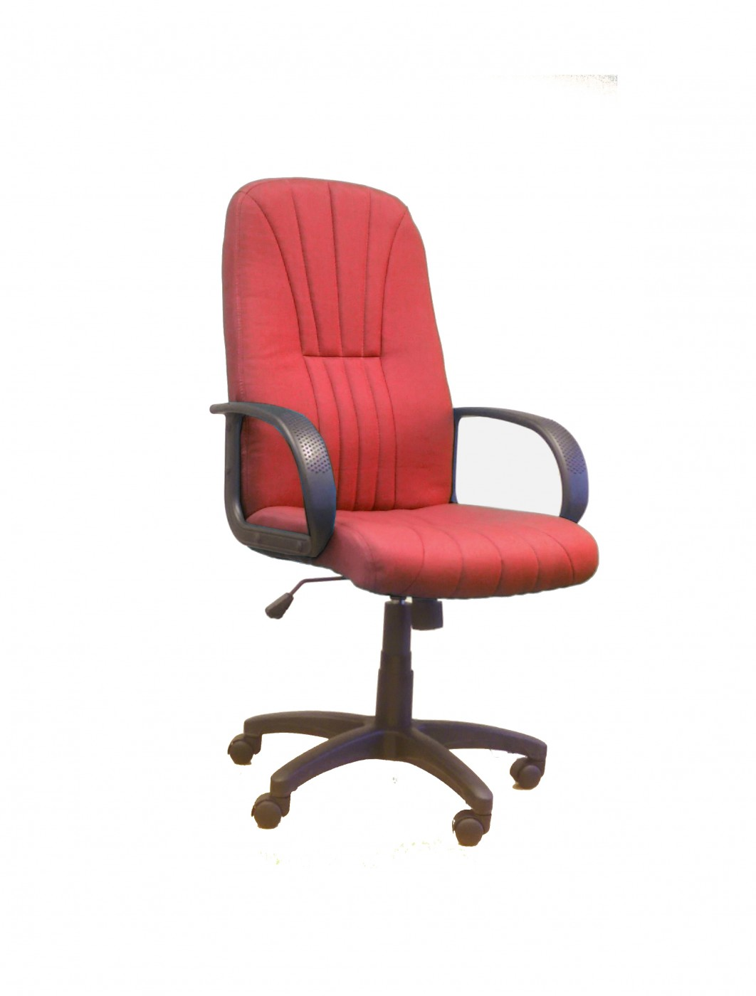pluto fabric high back executive office chair bcf s511 121 office