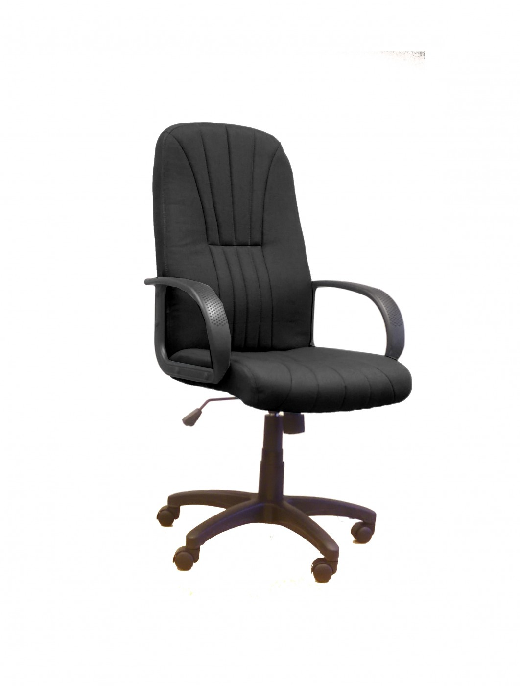 High back fabric office chair - Pluto Fabric High Back Executive Office Chair Bcf S511 Enlarged View