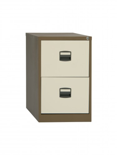 2 Drawer Economy Contract Filing Cabinet DCF2
