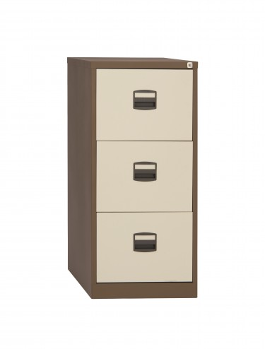 3 Drawer Economy Contract Filing Cabinet DCF3