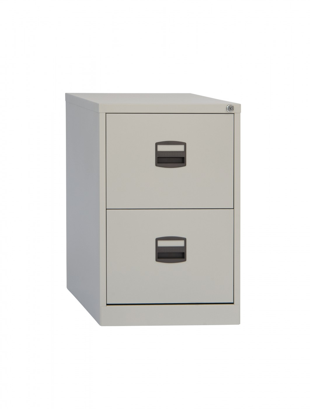Bisley 2 Drawer Economy Contract Filing Cabinet DCF2