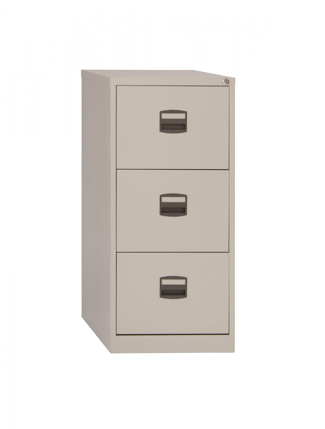 Bisley 3 Drawer Economy Contract Filing Cabinet DCF3
