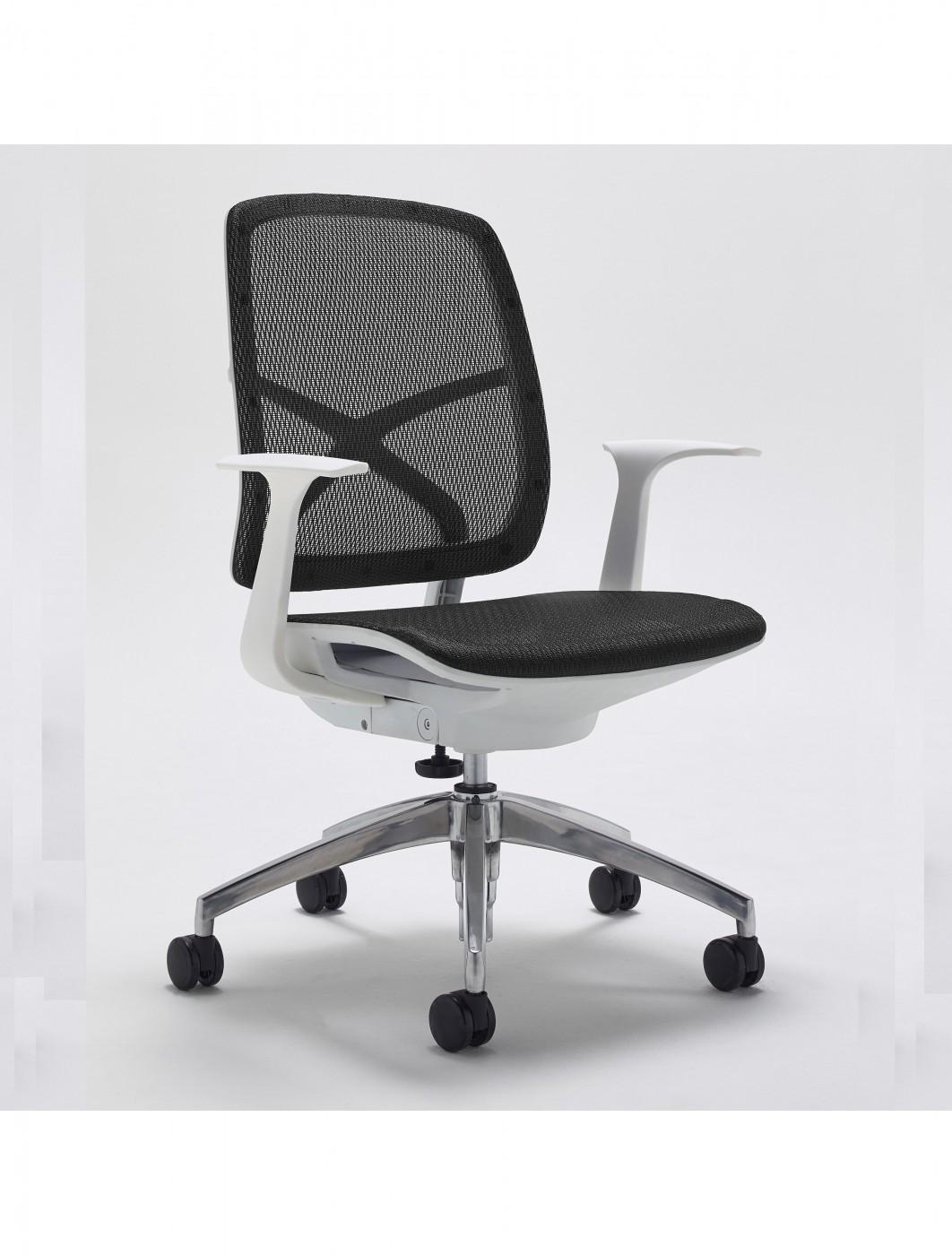 Office Desk Pedestal And Mesh Chair Bundle Etcbund16rbe