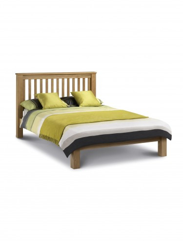 Julian Bowen Amsterdam 180cm Super King Size Bed LFE AMS006