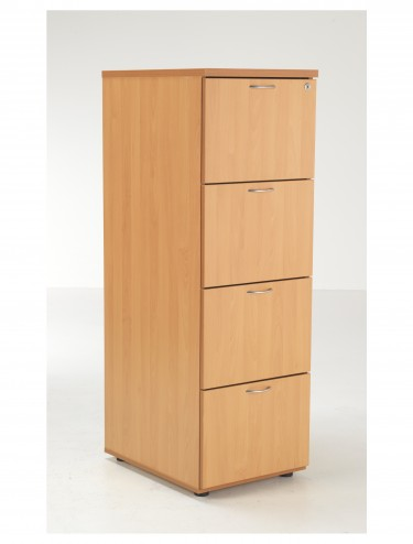 4 Drawer Filing Cabinet LITE4FCBE