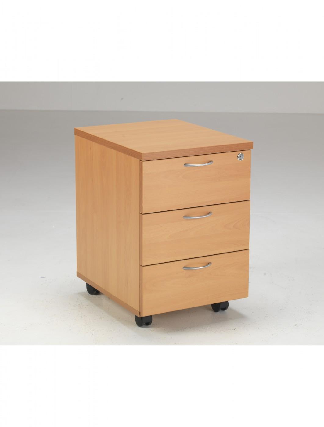 tc desk and pedestal lite1680bund3be 121 office furniture. Black Bedroom Furniture Sets. Home Design Ideas