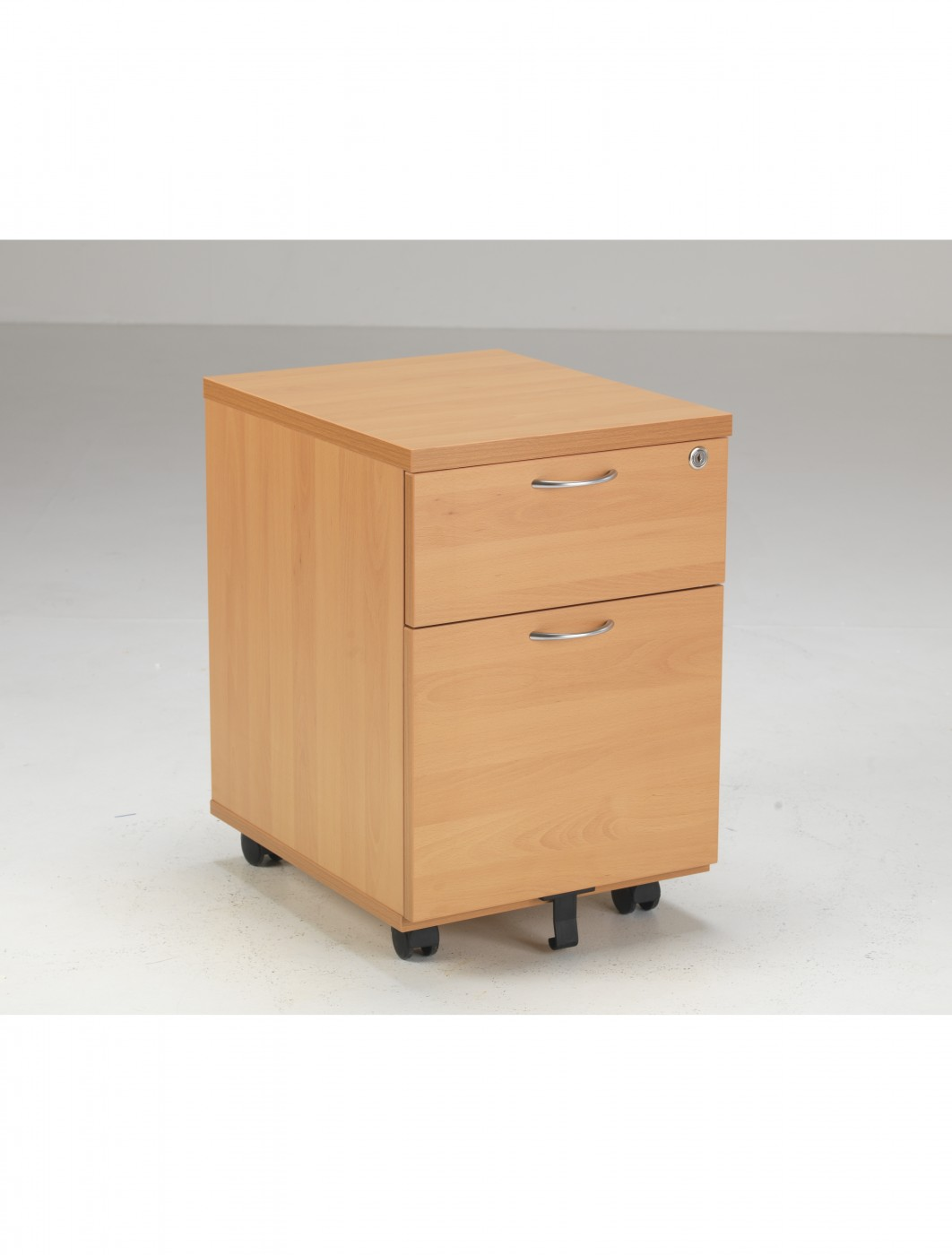 TC Desk and Pedestal LITE1680BUND2BE | 121 Office Furniture