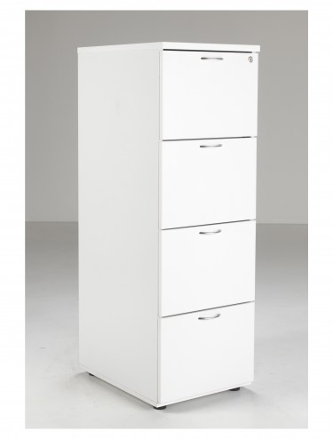 4 Drawer Filing Cabinet TES4FCWH