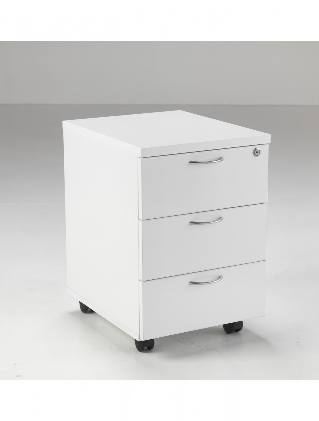 Filing cabinet lite1280bund3wh 121 office furniture - Mobile office desk ...
