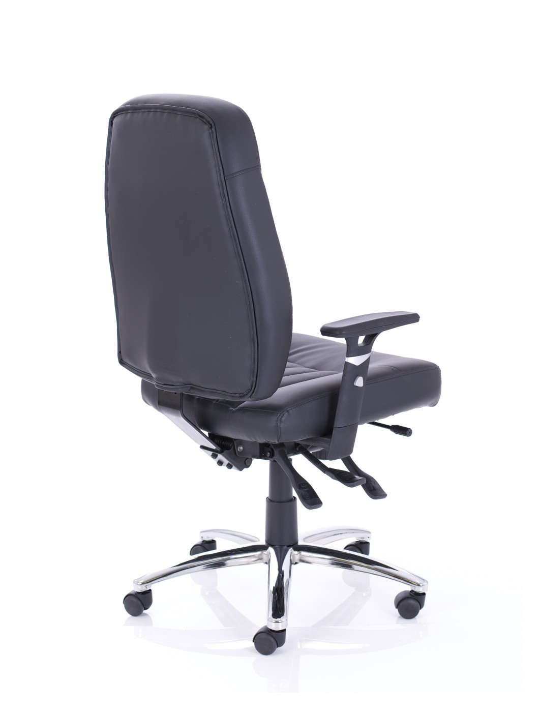 Dynamic Barcelona Plus Leather Office Chair 121 Office Furniture