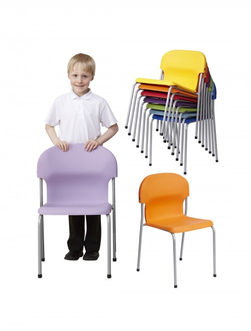 Metalliform Chair 2000 Chairs - Age 8-11 Years Polypropylene Classroom Chairs 2015