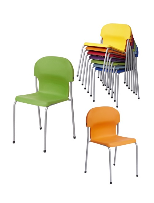 Metalliform Chair 2000 Chairs - Age 6-8 Years Polypropylene Classroom Chairs 2019