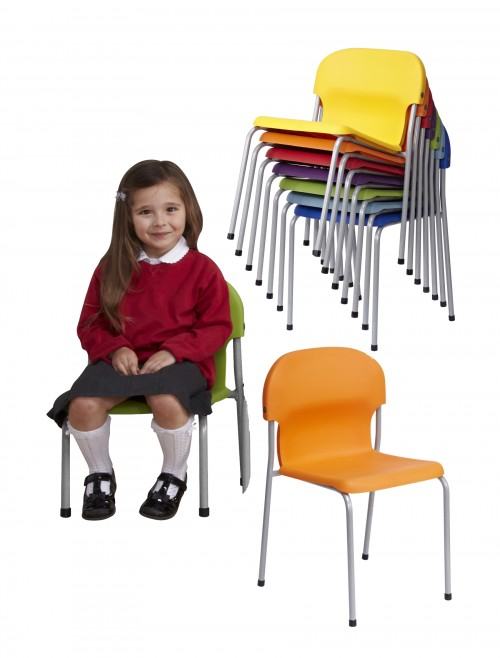 Metalliform Chair 2000 Chairs - Age 3-4 Years Polypropylene Classroom Chairs 2017