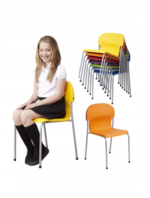 Metalliform Chair 2000 Chairs - Age 14+ Years Polypropylene Classroom Chairs 2021