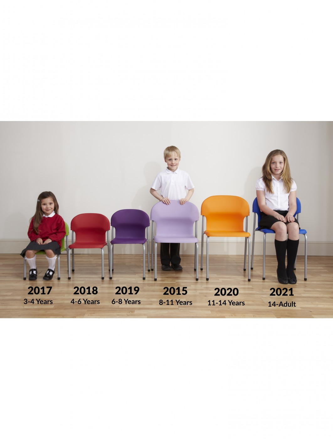 Metalliform Chair 2000 Chairs - Age 11-14 Years Polypropylene Classroom Chairs 2020
