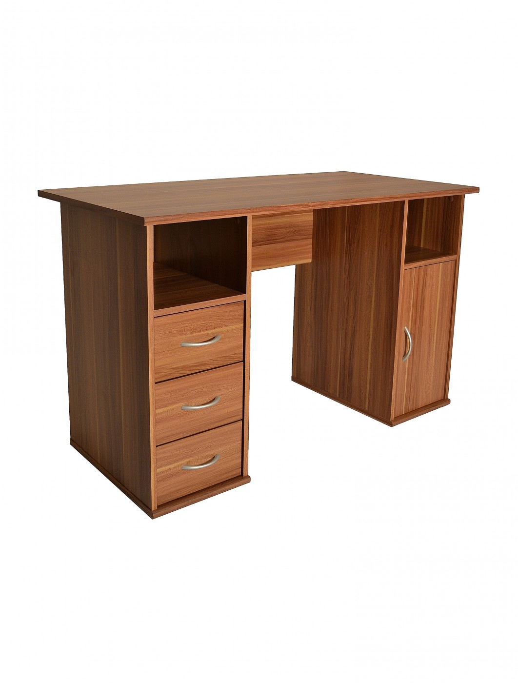Home office furniture baltimore photo - Walnut office desk ...