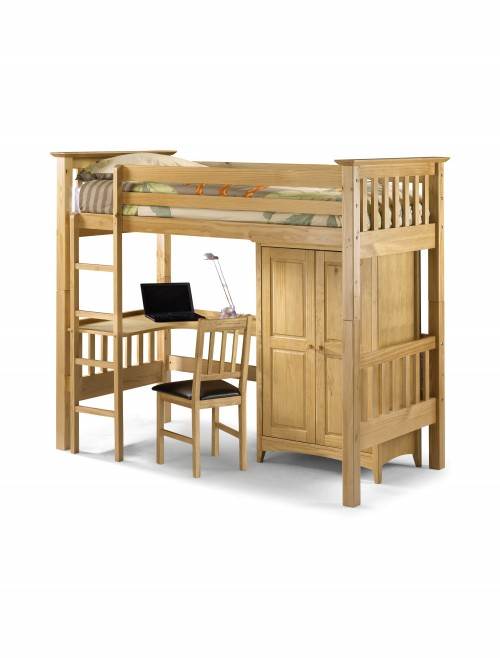 Julian Bowen Bedsitter Bunk Barcelona Style UP10110