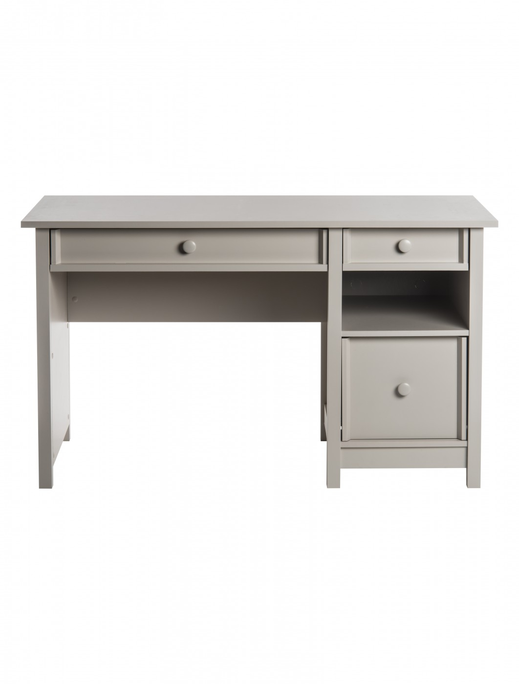 teknik computer desk cobblestone grey 5414142 121 office furniture