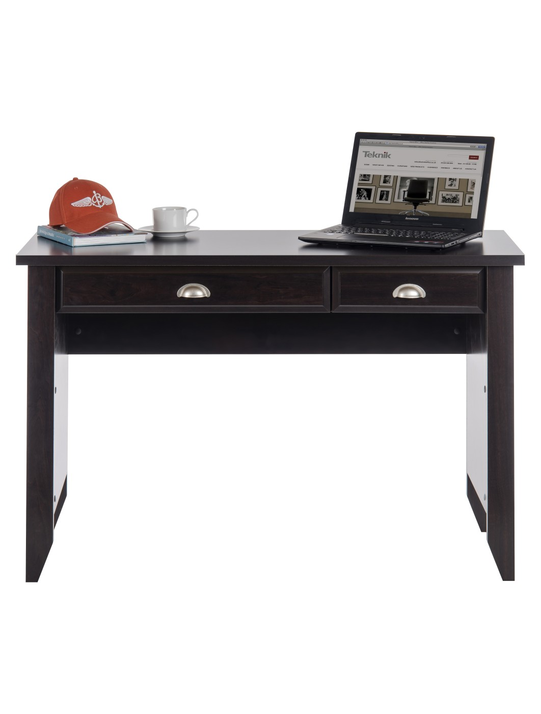 teknik laptop desk jamocha wood 5409936 121 office furniture