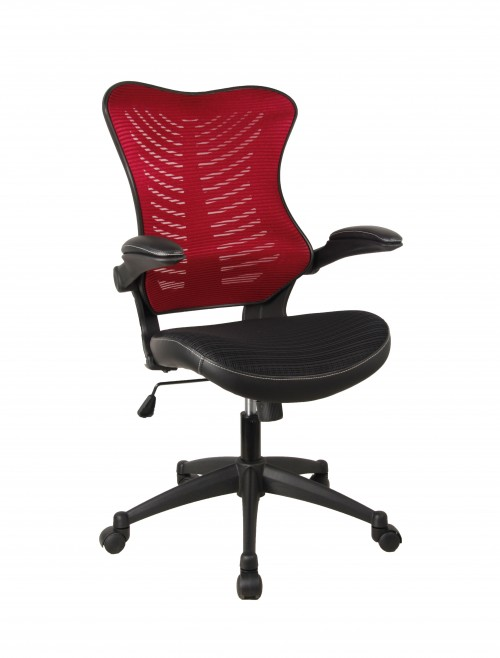 Eliza Tinsley Mercury 2 Executive Mesh Chair BCM/L1304/RD