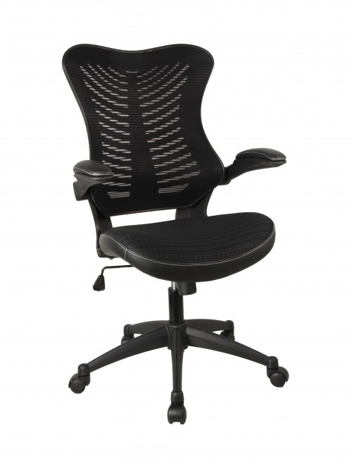 Eliza Tinsley Mercury 2 Executive Mesh Chair BCM/L1304/BK