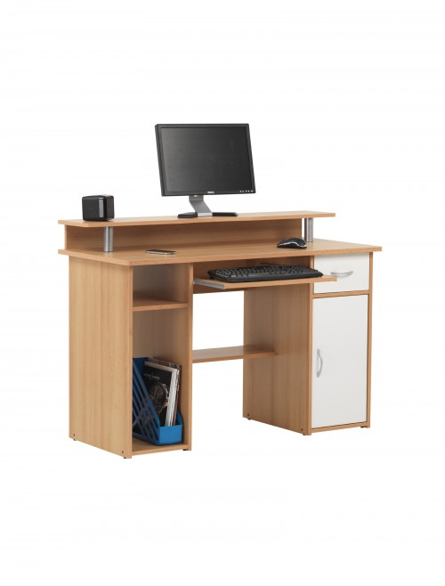 Alphason Albany Computer Desk AW12362-BE