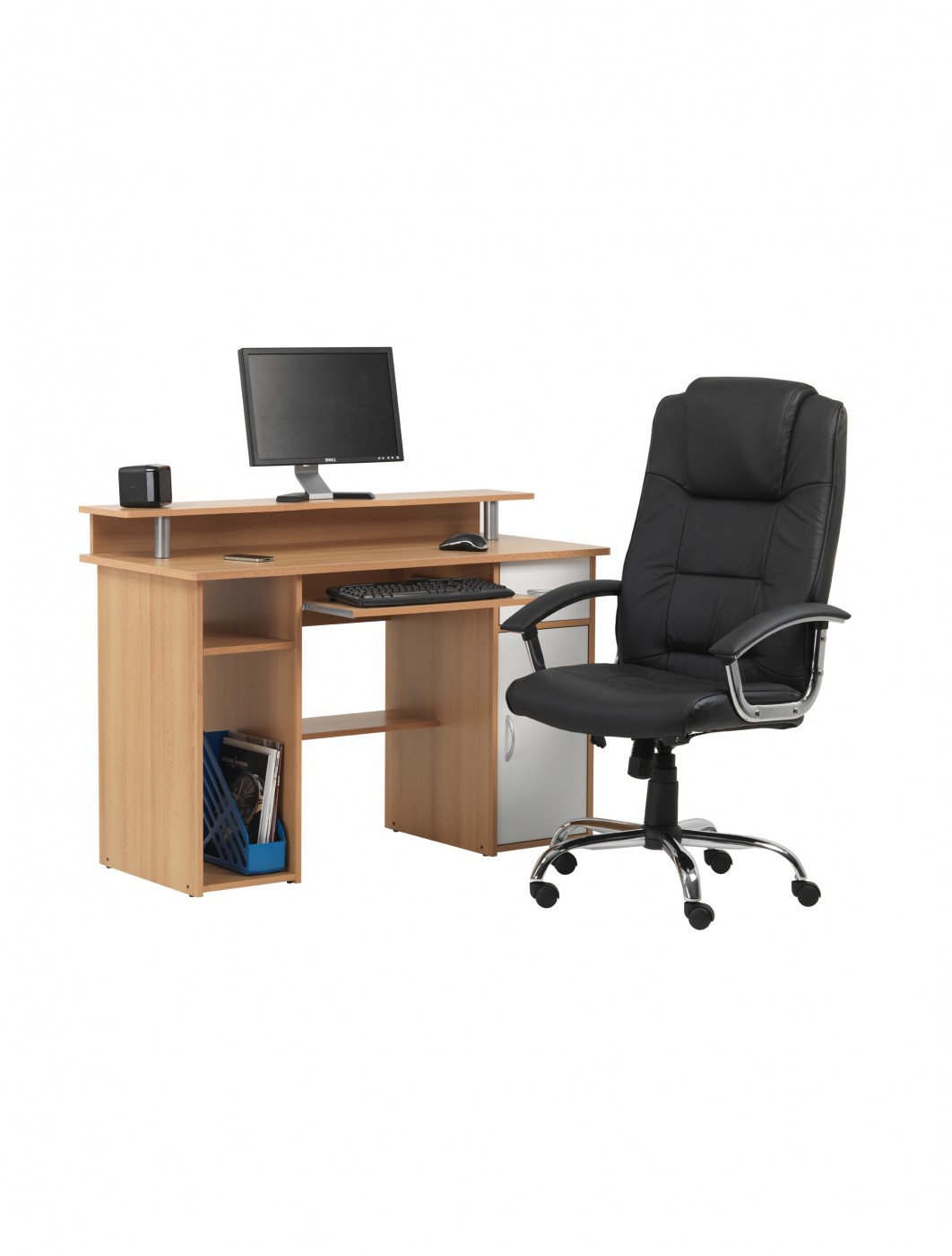 Albany Computer Workstation Aw12362 Be 121 Office Furniture