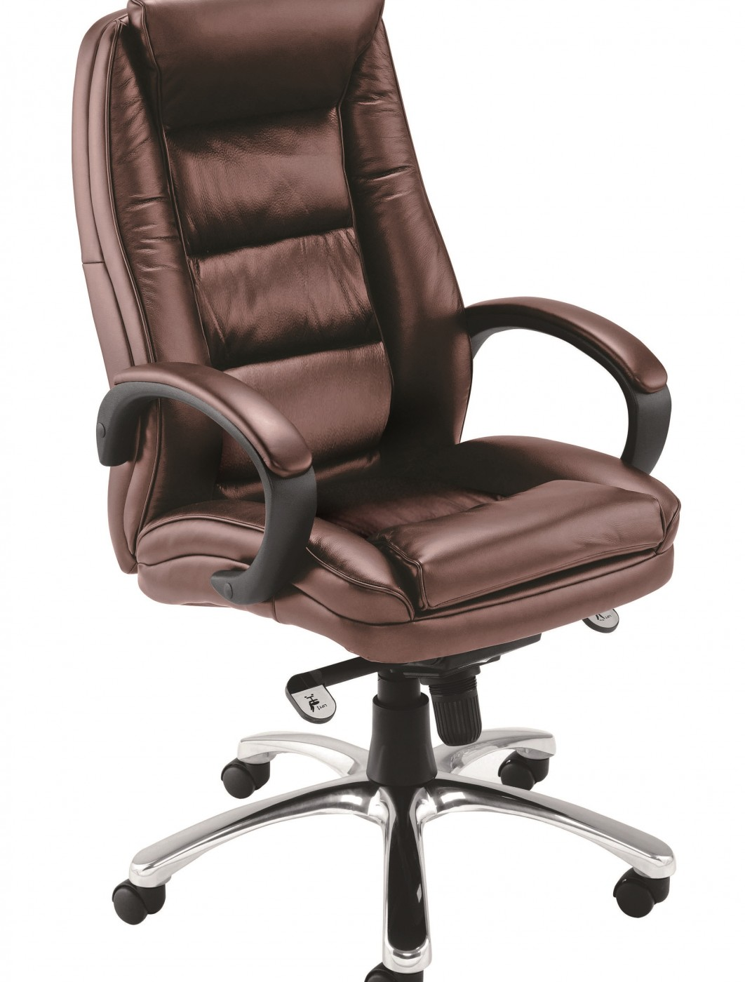Montana Executive Leather Office Chair CH0240 121 Office Furniture