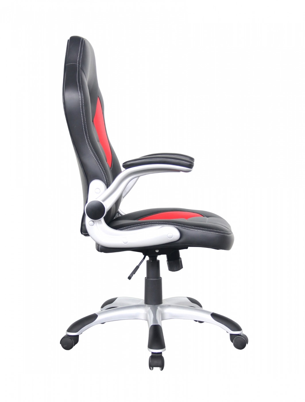 red office chairs. Red Office Chairs. Talladega Black And Racing Style Chair Aoc8211r - Enlarged View Chairs
