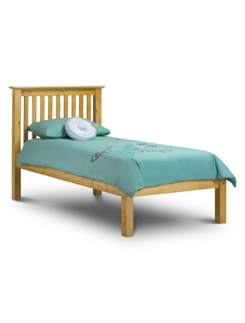 Julian Bowen Barcelona 90cm (3ft) Single Bed LFE BAR003