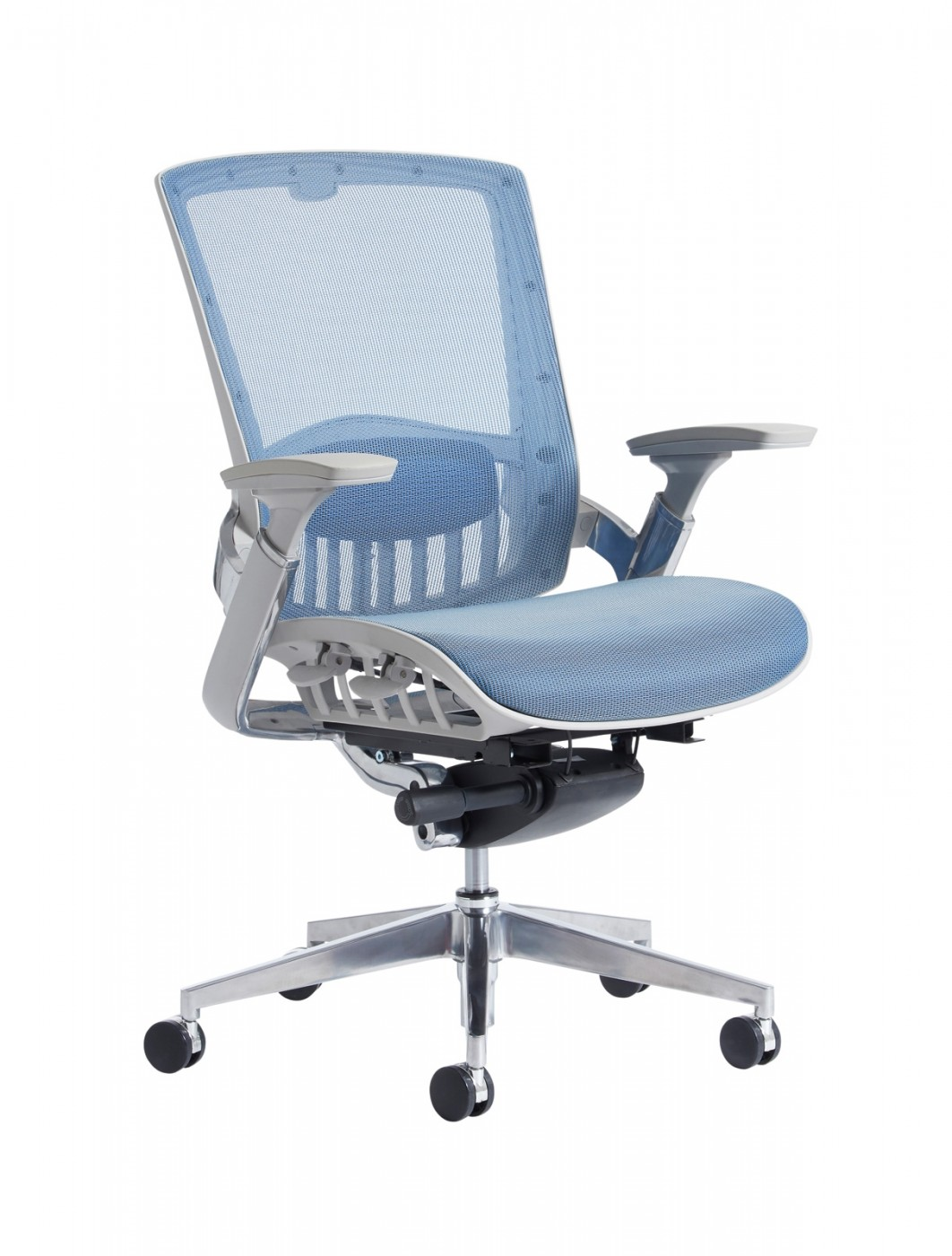 High office chair - Dams Arcadia High Mesh Back Task Chair Aca300k2 B Enlarged View