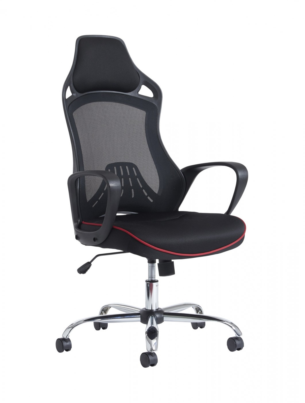 Dams Andretti High Mesh Back Office Chair AND300T1 KR   Enlarged View